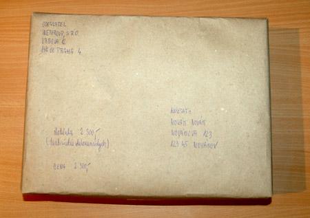 Diskrétní balík